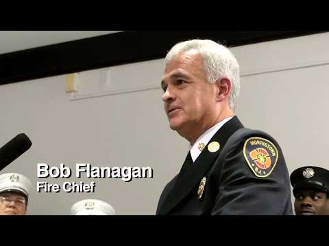 Morristown Fire Chief gives praise and thanks