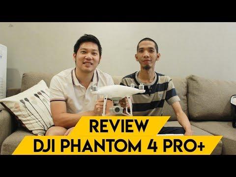 Review DJI Phantom 4 Pro Plus (Bahasa Indonesia)