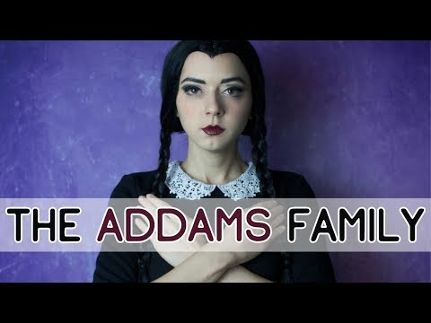 The Addams Family — A Halloween-y