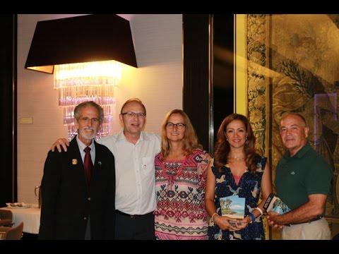 Desayuno Bíblico Hotel Meliá Castilla en Madrid 31 08 2014