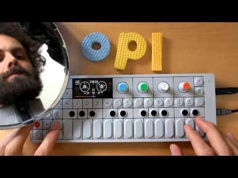 OP-1 drumkit tutorial - CUCKOO
