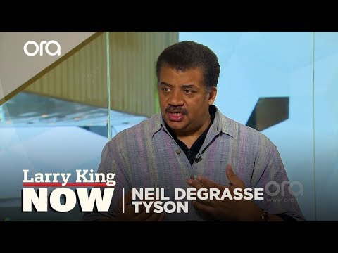 Neil deGrasse Tyson on Trump and the Paris Agreement | Larry King Now | Ora.TV