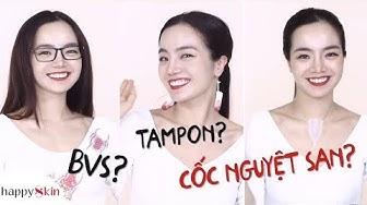 Gợi Ý Sản Phẩm Lý Tưởng  Cho Ngày Đèn Đỏ | REVIEW PERIOD PRODUCTS 💥 | Happy Skin