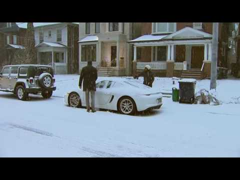 Video: Are Torontonians weather wimps?