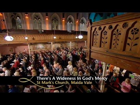 There's a Wideness in God's Mercy (Faber; Corvedale)