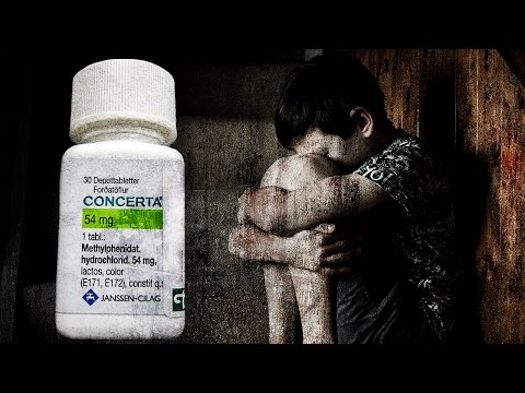 ADHD Medication Concerta Linked To Suicidal Thoughts and Actions in Youths - The Ring Of Fire