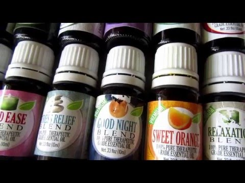 Healing Solutions Essential Oils- Review