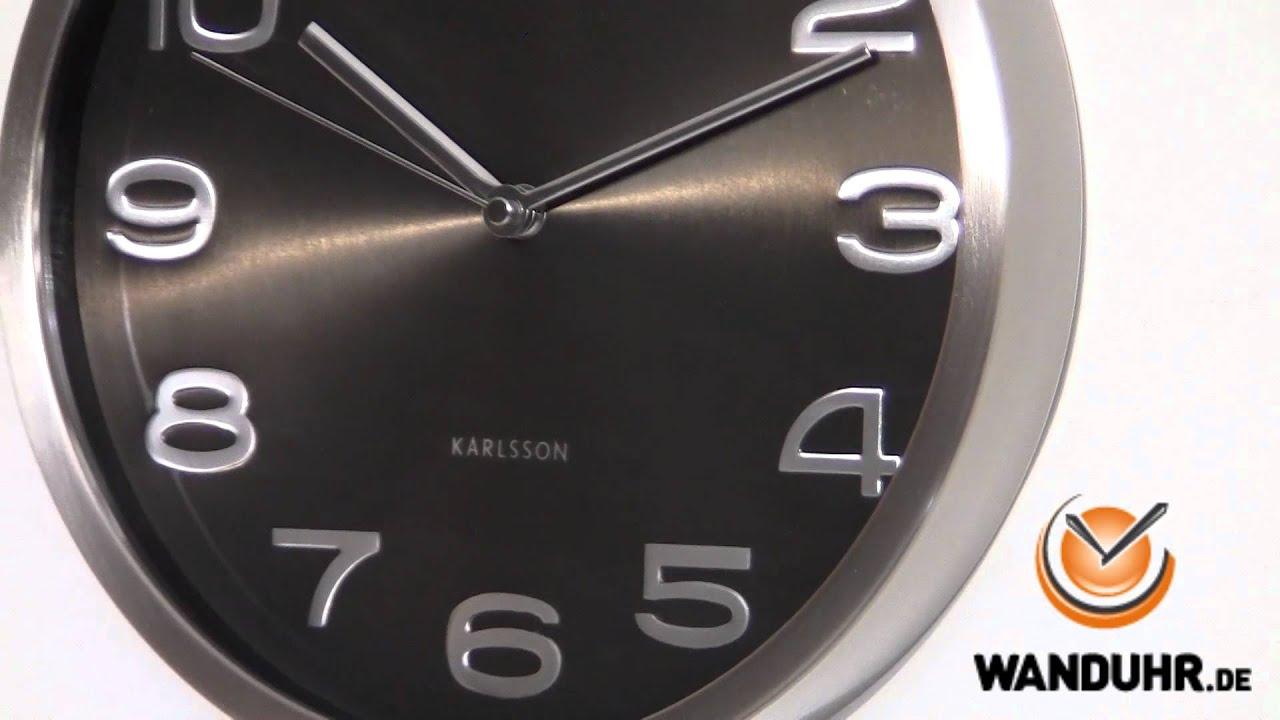 Karlsson Wanduhr wanduhr de wanduhr karlsson maxie