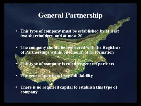 How to set up a company in Cyprus