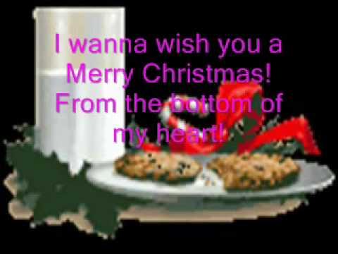 Feliz Navidad Lyrics - YouTube: www.youtube.com/watch?v=vJwvXinE1aY