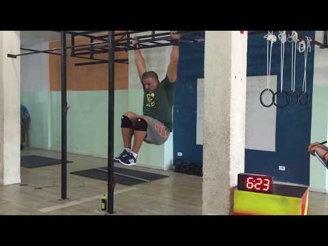 CrossFit Open 16.2 Chak-attak Tunisia