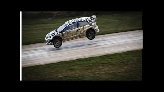 Petter Solberg - Things are looking good for PSRX Volkswagen Sweden