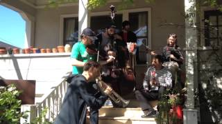 Broken Shadows Family Band: Chicken Yard Session #2
