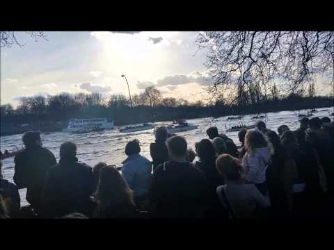 Oxford and Cambridge Boat Race 2015