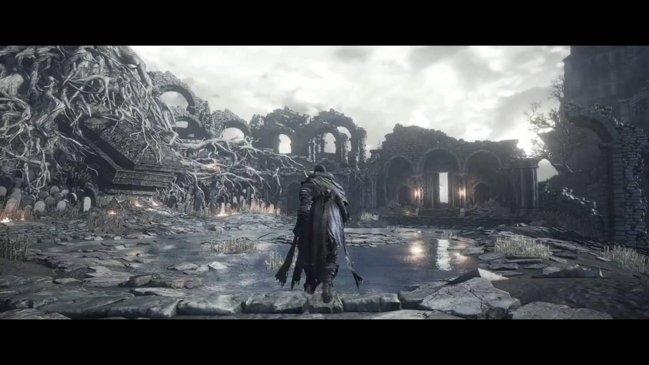 Dark Souls 3 21 9: HereticFX V2 Reshade MOD (21:9 Ultrawide