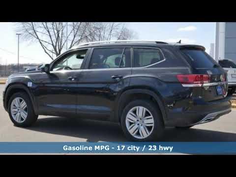 New 2019 Volkswagen Atlas Saint Paul MN Minneapolis, MN #90724 - SOLD