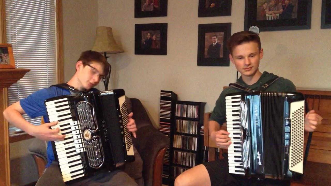 Just Because Polka! - YouTube