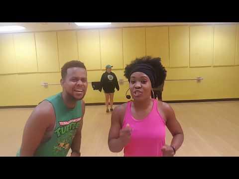 Tee Yasmeen- If I'm Lucky - Jason Derulo- Dance Fitness - Cardio Hip Hop Dance Routine