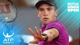 Nadal, Djokovic win, Murray beaten by Coric | Mutua Madrid Open 2017 Highlights Day 5