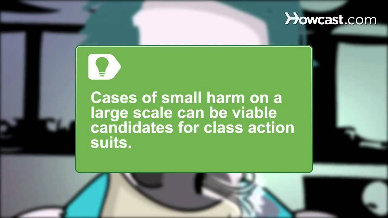 How To File A Class Action Lawsuit >> How To File A Class Action Lawsuit