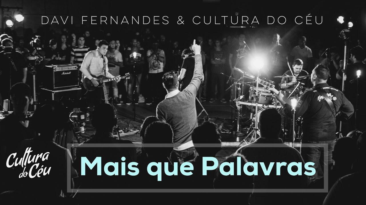 Palavras Do Céu Home: Davi Fernandes & Cultura Do Céu (DVD