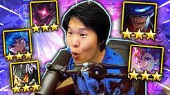 NEW OP STRATEGY: HYPER ROLLING VANGUARDS! ⭐⭐⭐ | TFT 10.9 Guide | Teamfight Tactics Set 3 Galaxies