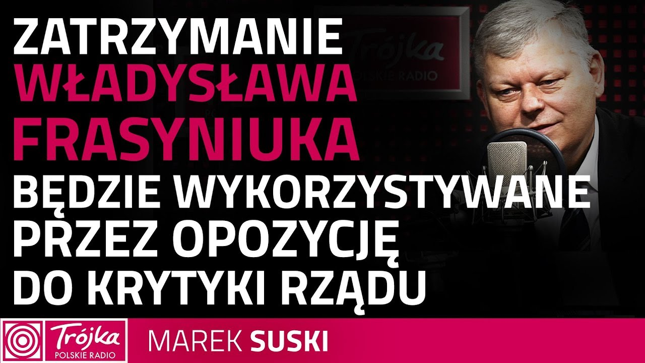 Suski: być może Władysław Frasyniuk broni demokracji, ale jednocześnie łamie jej prawa #1