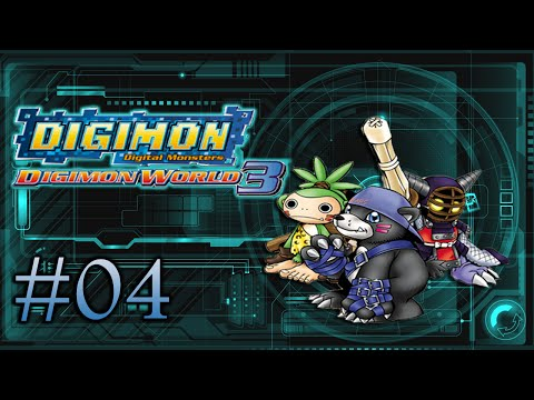Let's Play Digimon World 3 Pt. 4 - A Bit of Digivolution