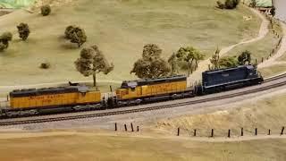 MoPac Blues - La Mesa Model Railroad Club