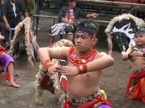 KRIDHO TURONGGO MUDO Babak 1 segment 2 Tegalsono Prambanan