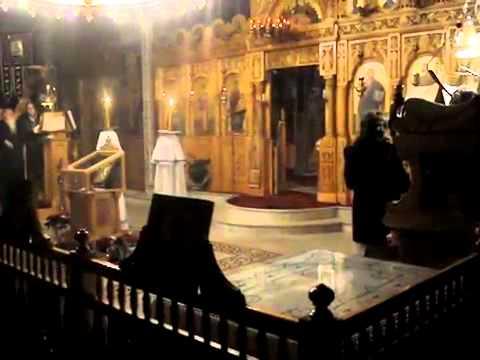 Παρακλητικός Κανώνας στην Παναγία Τρικεριώτισσα
