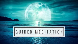 Deep Sleep Meditation With Affirmations: Self Love, Happiness & Inner Peace - Relaxing Body & Mind
