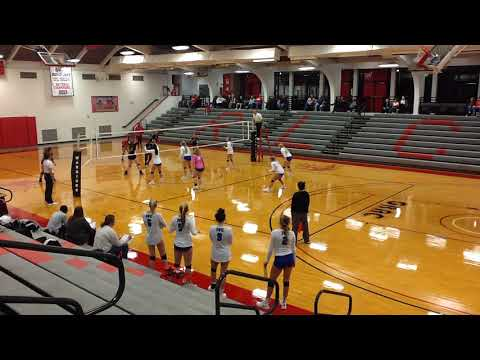 SWIC vs Rend Lake Set 1; 17 Oct 18
