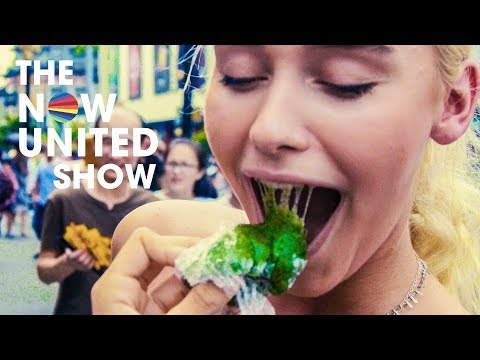 OMG What Am I Eating?!?! - Episode 10 - The Now United Show