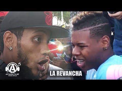 LA REVANCHA: Tinyo RD vs R8 En La Casa (BATALLA COMPLETA)