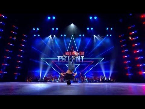 Staande ovatie voor Justin - HOLLAND'S GOT TALENT