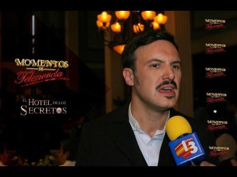 Alejandro de la Madrid. El hotel de los secretos