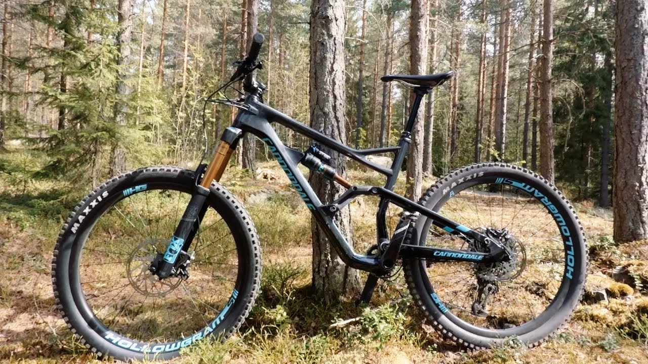 42a8e9dd2ab Cannondale Jekyll Review - YouTube