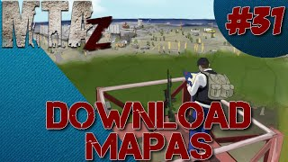 MTA DayZ #31 - Download de Mapas