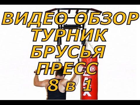 Варианты упражнений на турнике 3 в 1из YouTube · Длительность: 1 мин46 с