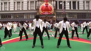 AIN'T TOO PROUD THE MUSICAL PERFORMING AT THE MACY'S THANKSGIVING DAY PARADE