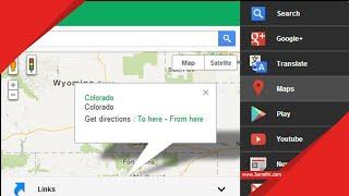 اضافة Black Menu for Google لإدارة و إستخدام جميع خدمات جوجل من متصفح جوجل كروم بضغطة واحدة - عرفني دوت كوم