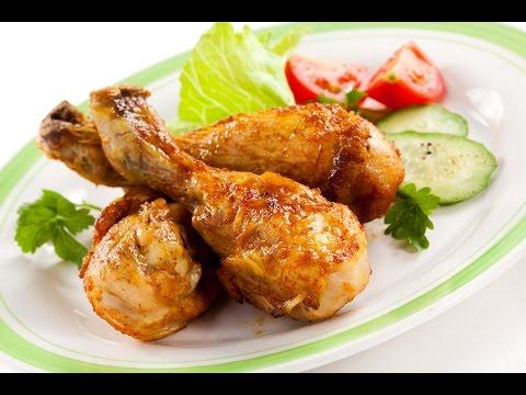 Курица карри - простой рецепт.