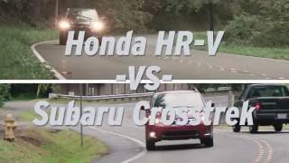 Honda HR-V vs Subaru Crosstrek - AutoNation