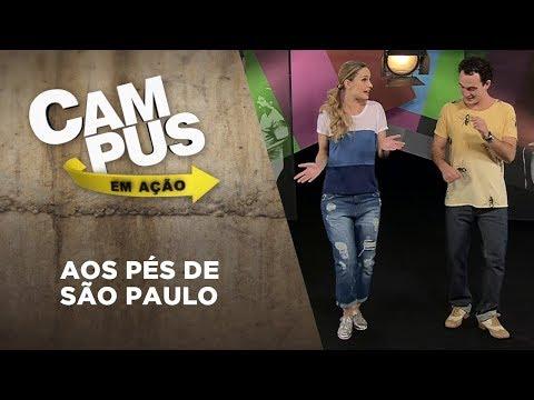 Campus Em Ação | Aos Pés De São Paulo