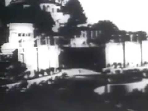 Vintage Footage Hollywood Los Angeles,1963