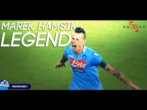 Marek Hamsik | Legend of SSC Napoli - Goals & Skills 2007/2017 HD
