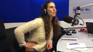 Entrevista Delfina Varela en Radio 10 Hacete Cargo con Claudio María Dominguez