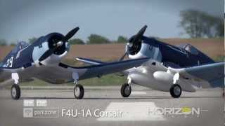 f4u 1a corsair bnf pnp by parkzone