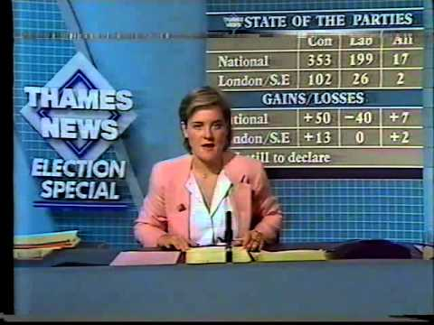 1983 Election - ITV/Thames next day coverage, Part 1